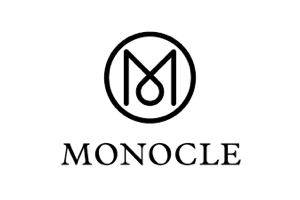 Logotype Monocle